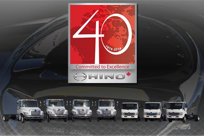 40 year anniversary logo