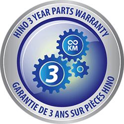 parts warranty