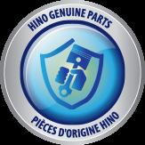 Hino Genuine Parts logo