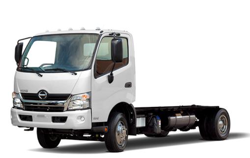 Camion de poids léger