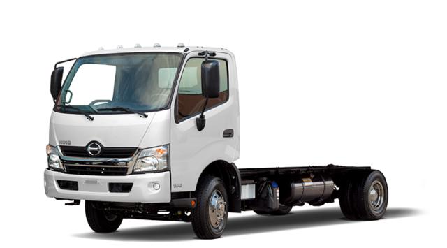 2019 Hino 195 Cab Over Truck Hino Motors Canada