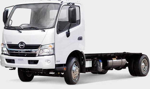 hino truck 165