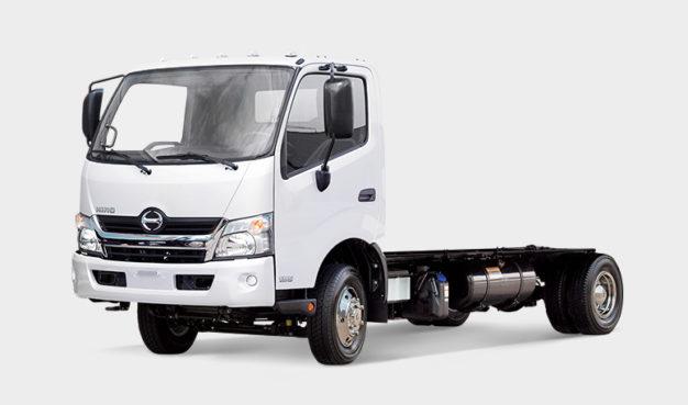 2020 Hino 195 Cab Over Truck Hino Motors Canada