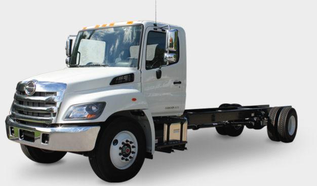 2020 Hino 268 Medium Duty Trucks | Hino Motors Canada