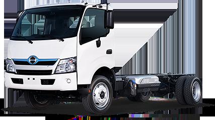 Camions hybrides de poids léger