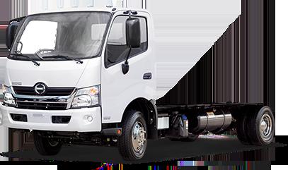 Hino Motors Canada   Light & Medium Duty Commercial Trucks
