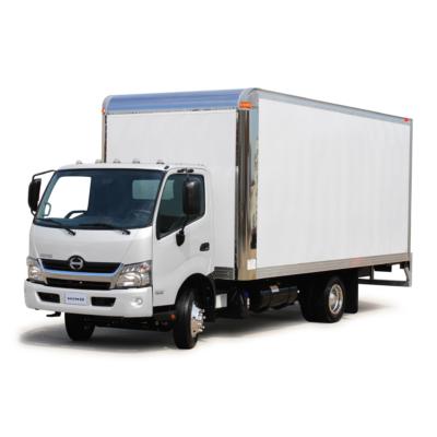 Hino Motors Canada Light Medium Duty Commercial Trucks