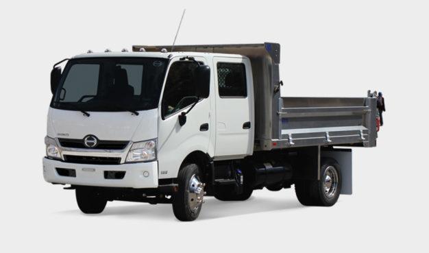 2019 Hino 195 Crew Cab Over Truck Hino Motors Canada