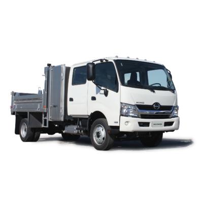 Hino Motors Canada | Light & Medium Duty Commercial Trucks