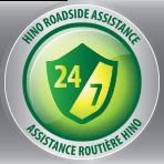 Hino roadside assistance