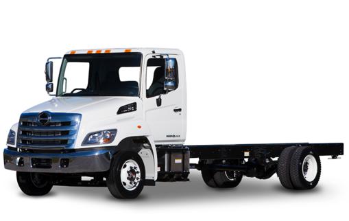 Camions à cabine conventionnelle