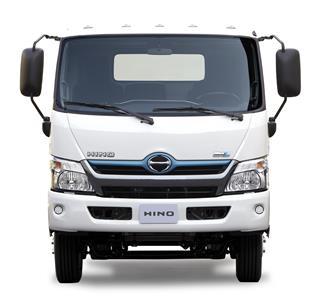 Hybrid Light Duty Cab-Over